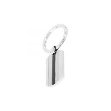Přívěsek na klíče ocelový 890-194-000168-0000