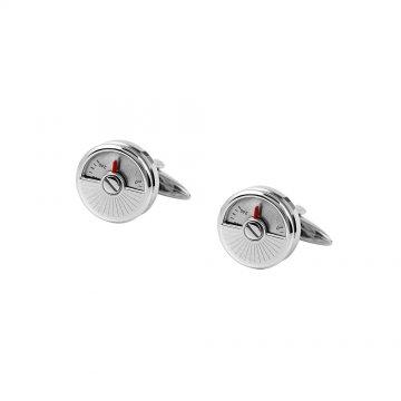 Manžetové knoflíčky ocelové BERUCCI 885-218-000561-0000