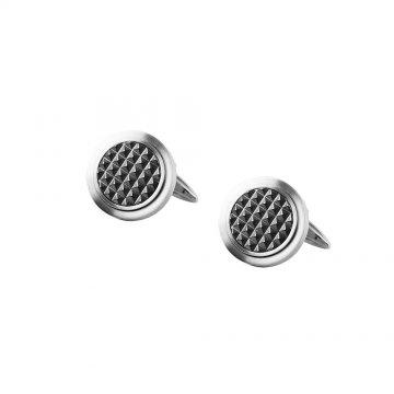 Manžetové knoflíčky ocelové BERUCCI 885-218-000928-0000