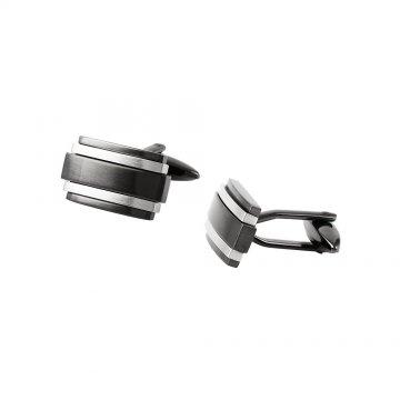 Manžetové knoflíčky ocelové BERUCCI 885-218-000929-0000
