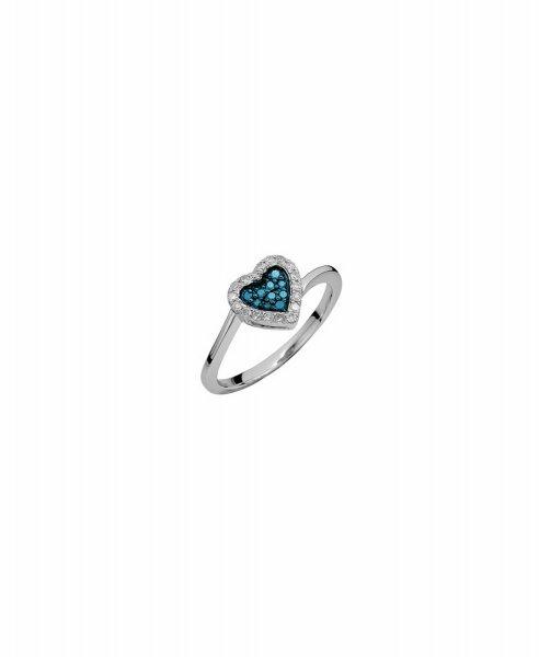 Prsten s brilianty 324-433-0501 54-2.50g