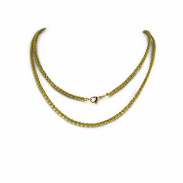 Náhrdelník ocelový LOCKits 870-180-016760-0000