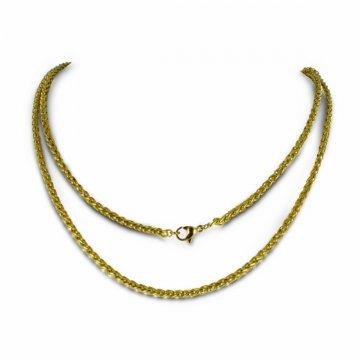 Náhrdelník ocelový LOCKits 870-180-017080-0000