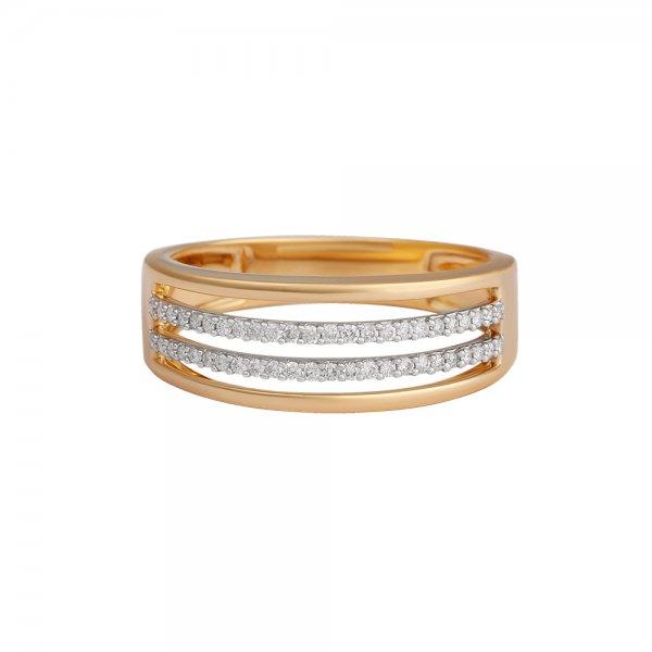 Prsten s brilianty 224-244-2566 53-4.25g