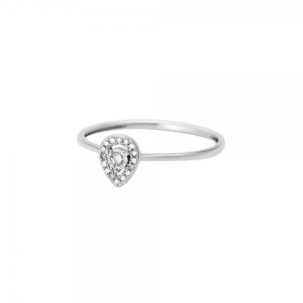 Prsten s brilianty 324-287-2192 55-1.10g