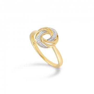 Prsten s brilianty 224-247-4629