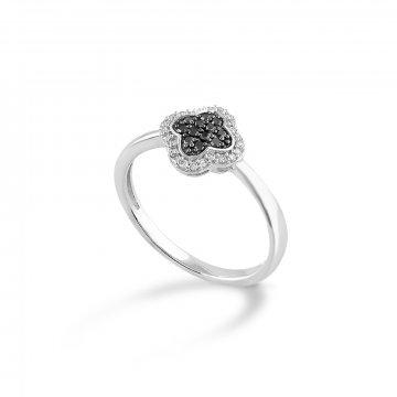 Prsten s brilianty 324-245-4594