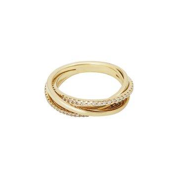 Prsten s brilianty 224-374-7143
