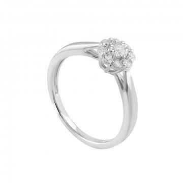 Prsten s brilianty 324-305-4236