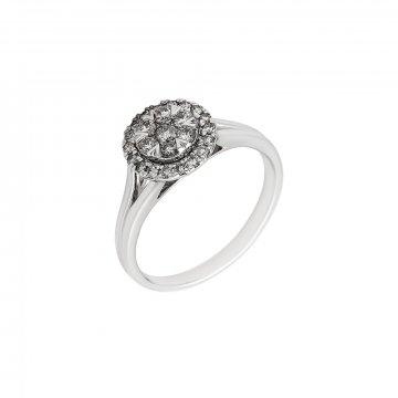 Prsten s brilianty 324-436-0756