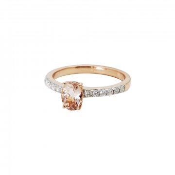 Prsten s brilianty 524-771-0658