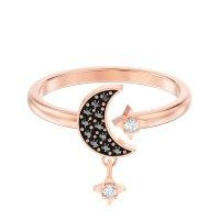 Prsteny s motivem měsíčků
