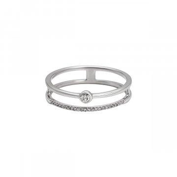 Prsten s brilianty 324-260-6356