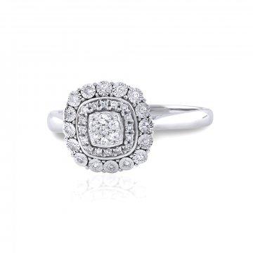 Prsten s brilianty 324-305-7114