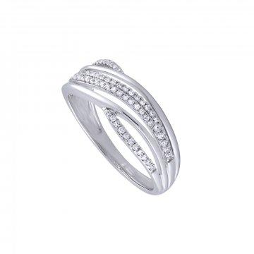 Prsten s brilianty 324-419-3550