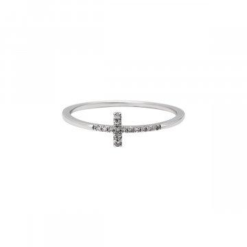 Prsten s brilianty 324-429-2452
