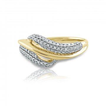 Prsten s brilianty 224-427-8852