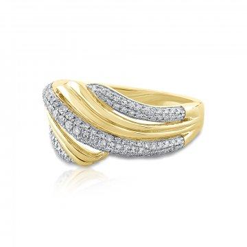 Prsten s brilianty 224-427-8876