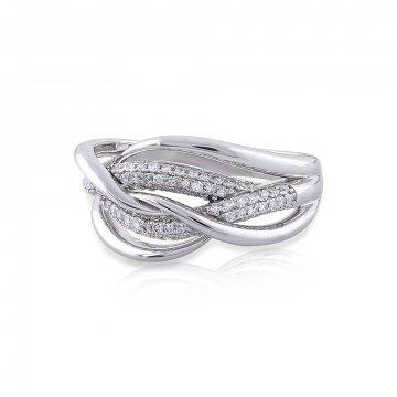Prsten s brilianty 324-427-8853