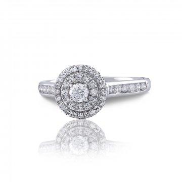 Prsten s brilianty 324-428-4941