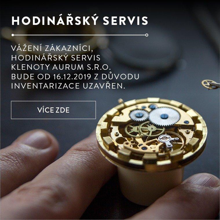 hodinářský servis