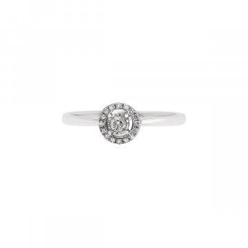 Prsten s brilianty 324-287-1010