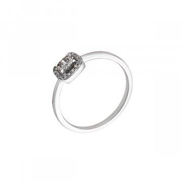 Prsten s brilianty 324-287-1011