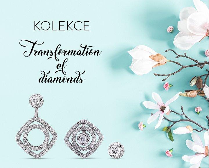 Transformation of diamonds