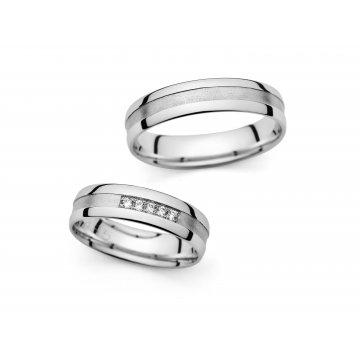 Snubní prsteny PRAHIR PM-1485