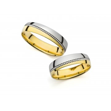 Snubní prsteny PRAHIR PM-1495