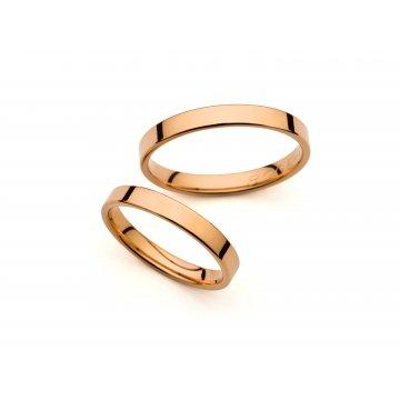 Snubní prsteny PRAHIR PM-3008