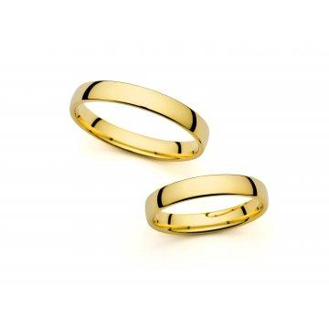Snubní prsteny PRAHIR PM-3014