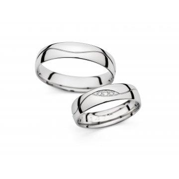 Snubní prsteny PRAHIR PM-4175