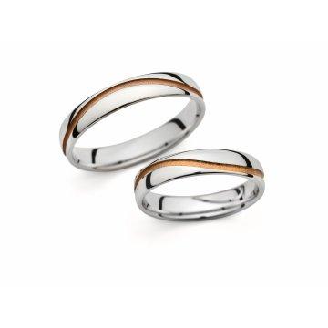 Snubní prsteny PRAHIR PM-4180