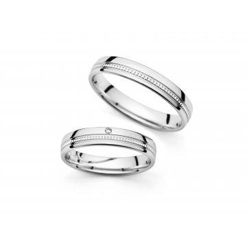 Snubní prsteny PRAHIR PM-4215