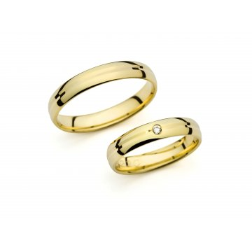 Snubní prsteny PRAHIR PM-4220