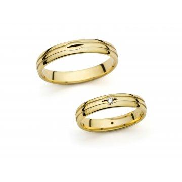 Snubní prsteny PRAHIR PM-4225
