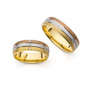 Snubní prsteny PRAHIR PM-6419