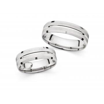 Snubní prsteny PRAHIR PM-6422