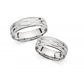 Snubní prsteny PRAHIR PM-6426