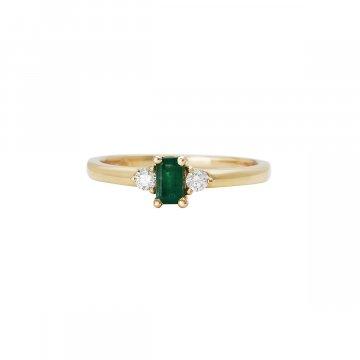 Prsten s přírodním kamenem 224-433-490E