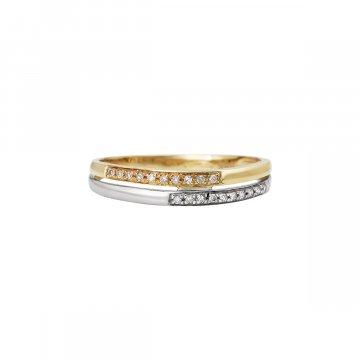 Prsten s brilianty 224-433-5645