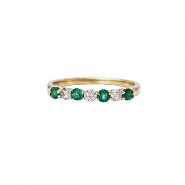 Prsten s brilianty 224-433-634E
