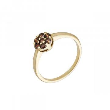 Prsten s brilianty 224-595-1685