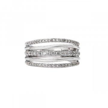 Prsten s brilianty 324-433-0621