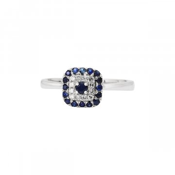 Prsten s brilianty 324-433-8045