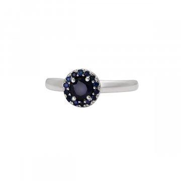 Prsten s přírodními kameny 324-436-6927