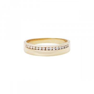 Prsten se syntetickými kameny 226-185-1415