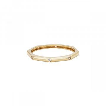 Prsten se syntetickými kameny 226-185-1880