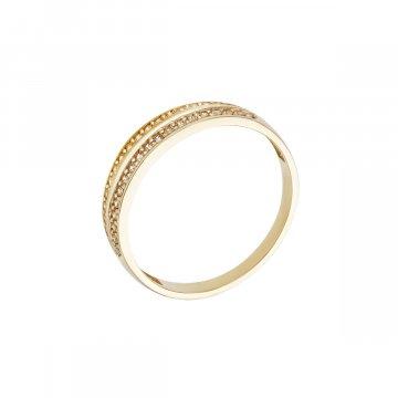 Prsten se syntetickými kameny 226-185-1964